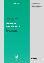 Summary des Forschungsberichts im Download ... - Soldan Institut