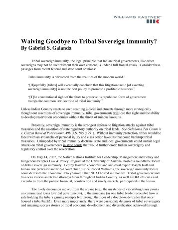 sovereign immunity Suing the federal government: sovereignty, immunity,  suing the federal government: sovereignty,  sovereign immunity's meaning is.