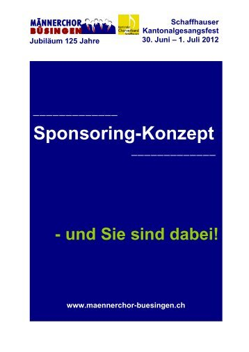 Sponsoring PDF - maennerchor-buesingen.ch