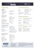 CX180R-IGM CATV Return Path Monitoring System - Indes.com - Page 2