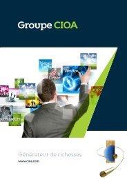 Télécharger la brochure CIOA - Golden Trade