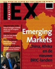 Emerging Markets - Iex