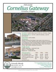 Cornelius Gateway - Commercial Realty Advisors