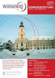 (2,98 MB) - .PDF - Gemeinde Wilhering