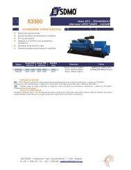Motor MTU , 20V4000G 63LF Alternator LEROY ... - MLS | EXING