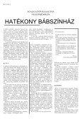 fejes endre: vonó ignác - Színház.net - Page 4
