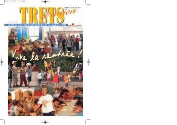 JOURNAL MENSUEL D'INFORMATION DE LA ... - Mairie-de-trets.fr