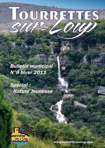 N°8- hiver 2011-2012 - Tourrettes-Sur-Loup