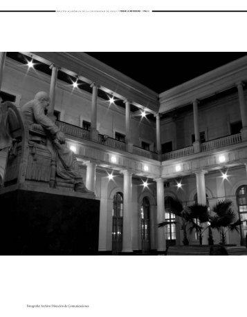 Fotografía: Archivo Dirección de Comunicaciones - Boletín ...