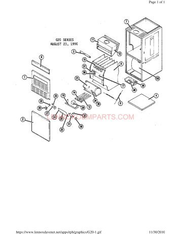 X758 Reznor Heater Wiring Diagram