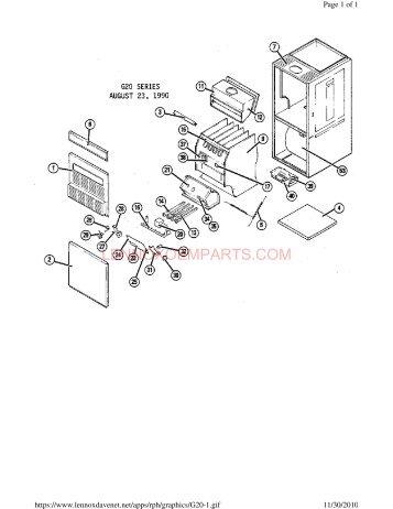 lennox furnace wiring diagram model 36c03 completed  furnace gas valve