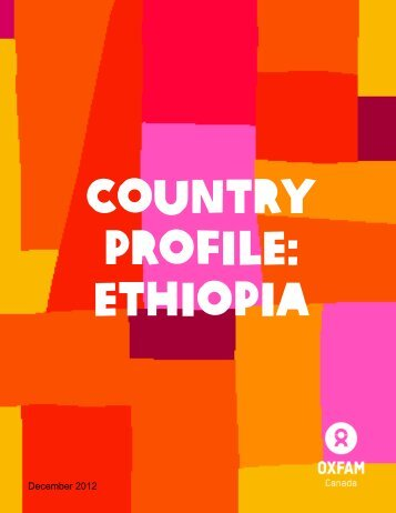 Ethiopia Country Profile