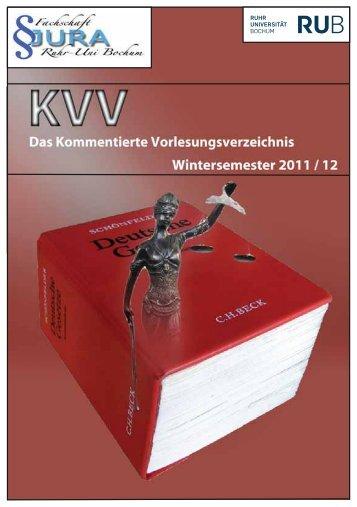 KVV_WS_2011_2012 - Jura