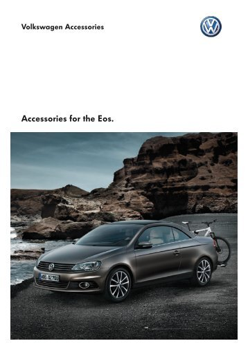 Accessories for the Eos. - Volkswagen