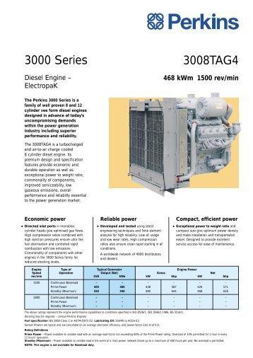 3008TAG4 3000 Series - Michele Caroli Srl