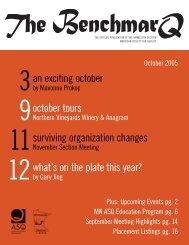 October - Minnesota Section ASQ