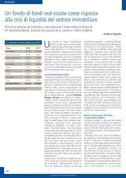 22/12/2011 Un fondo di fondi real - Aspesi