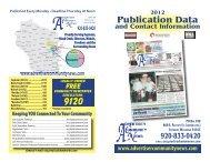 Publication Data - Advertiser Community News
