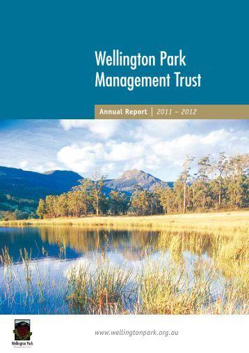 Annual Report 2011-12 - Wellington Park