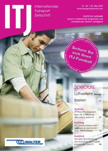 ITZ 21-22/2013 - ITJ | Transport Journal