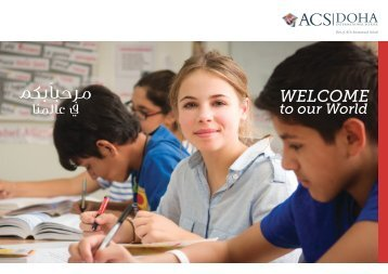 High School - ACS International Schools