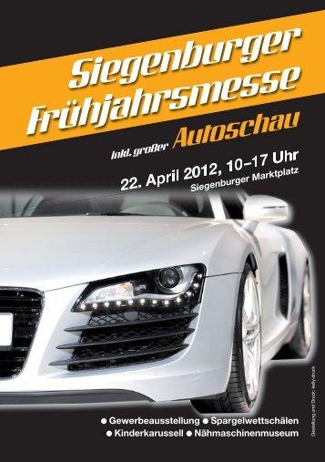 22. April 2012, 10–17 Uhr