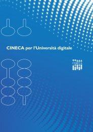 CINECA per l'Università digitale