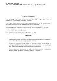 GC 11.pdf - INCARICO A PROGETTO PER ATTIVITA - Comune di ...