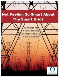 Smart Grid Primer - International Society of Sustainability ...