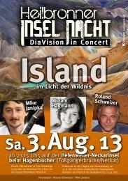 Island - Roland Schweizer | Fotografie & Multivision