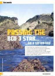 Star awards - Jersey Kayak Adventures