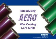 Aero ® End User Presentation (pdf) - Diaquip