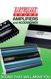 Amplifier Brochure