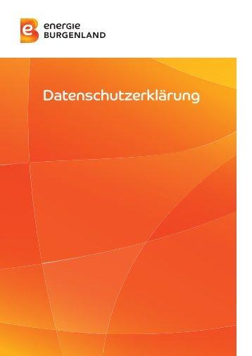 Datenschutzerklärung - Energie Burgenland