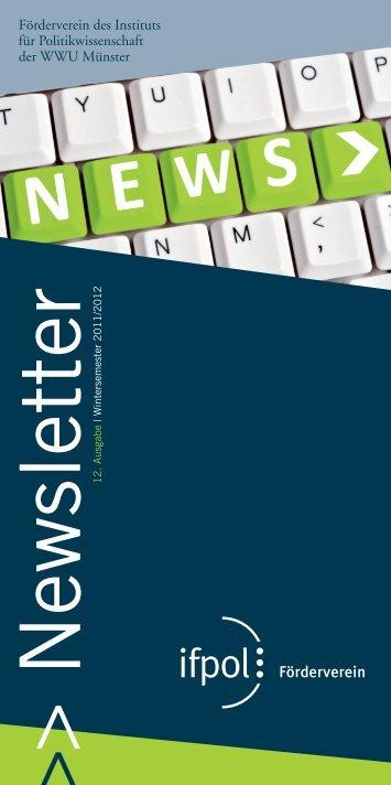 WS 2011/12 - Westfälische Wilhelms-Universität Münster