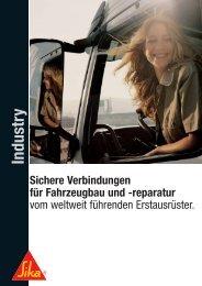 und Reparatur - Sika Österreich GmbH