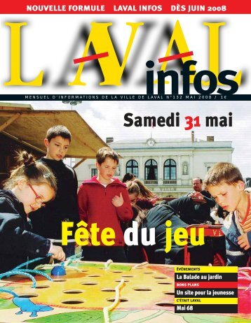 Samedi 31 mai - Laval