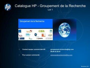 2009 April - ACM Virtual Meeting - Hewlett-Packard France - HP