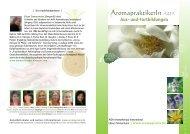AromapraktikerIn AiDA - Eliane Zimmermann