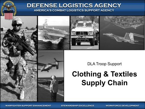 Clothing & Textiles Supply Chain - International Market Solutions, LLC