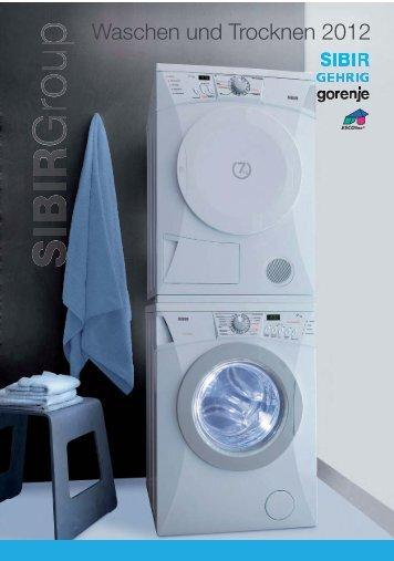 Waschen und Trocknen 2012 - Sibir