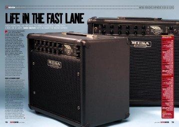 guitar buyer - Mesa Boogie