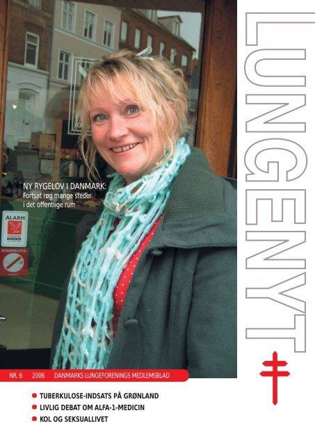 Download Lungenyt 6, 2006 - Danmarks Lungeforening