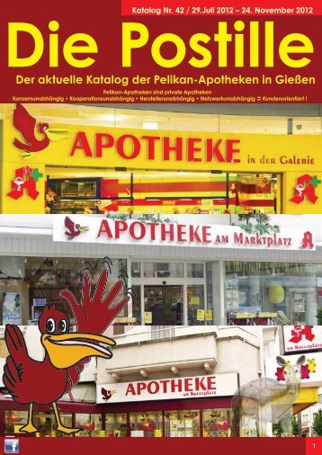 PDF Download ( ca. 23 MB) - Pelikan-Apotheke