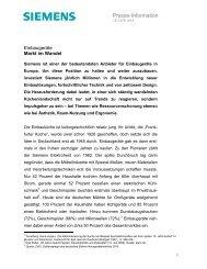 Datei - Siemens Hausgeräte
