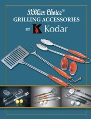 Kodar Accessories Brochure - Modern Home Products