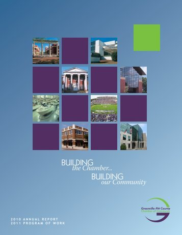BUILDING BUILDING - Greenville Chamber of Commerce