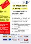 VDF aktuell Nr.20, 13.06.07 - Hier entsteht eine neue Internetpräsenz - Seite 7
