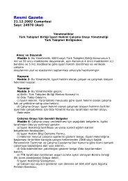 Türk Tabipleri Birliği İşyeri Hekimi Çalışma Onayı Yönetmeliği