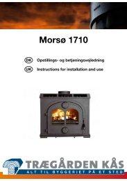 Morsø 1710
